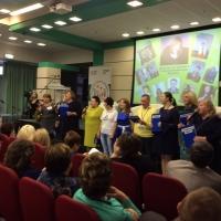Приемная мама из г. Бугульмы приняла участие во Всероссийском форуме приемных семей