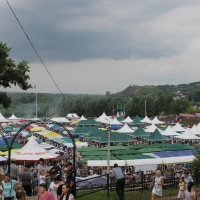 Всероссийская Спасская ярмарка 2015 года