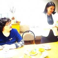 Встреча Каримовой Н.Ч. с Советом приемных родителей